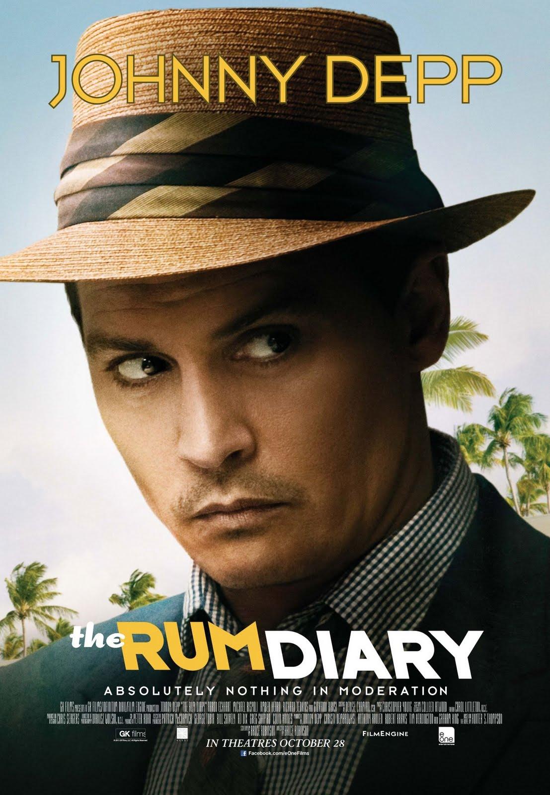 The Rum Diary Film